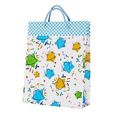 Пакеты бумажные подарочные 18x23 см 8/0037/181