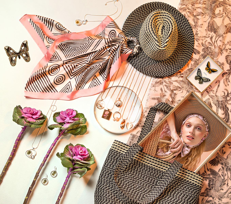 Романтичная и нежная коллекция Секретный сад
